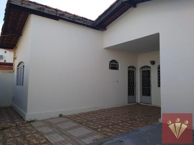 Casa com 3 dormitórios à venda por R$ 500.000 - Vila São Carlos - Mogi Guaçu/SP