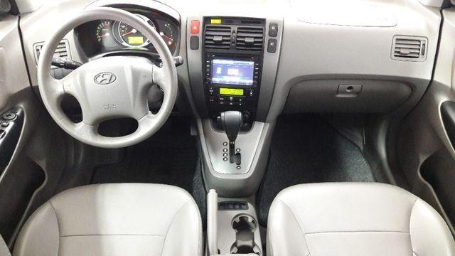Hyundai tucson 2.0 mpfi gls base 16v 143cv 2wd flex 4p automático - Foto 5