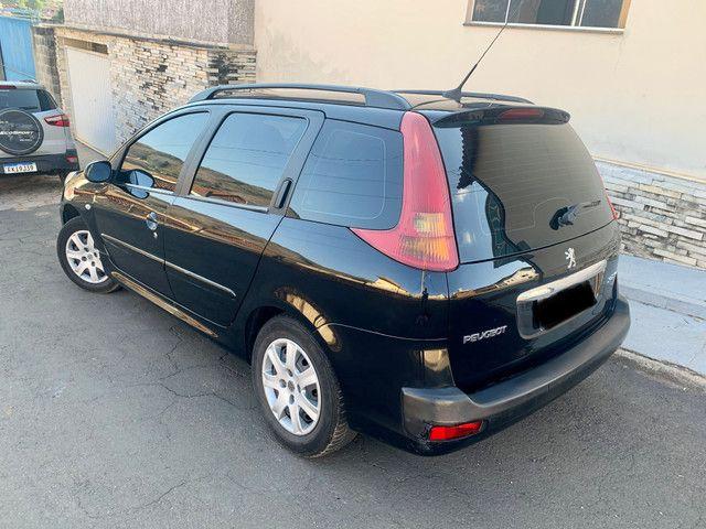 Peugeot 207 1.4 8V Flex 2009 - completa - Foto 6