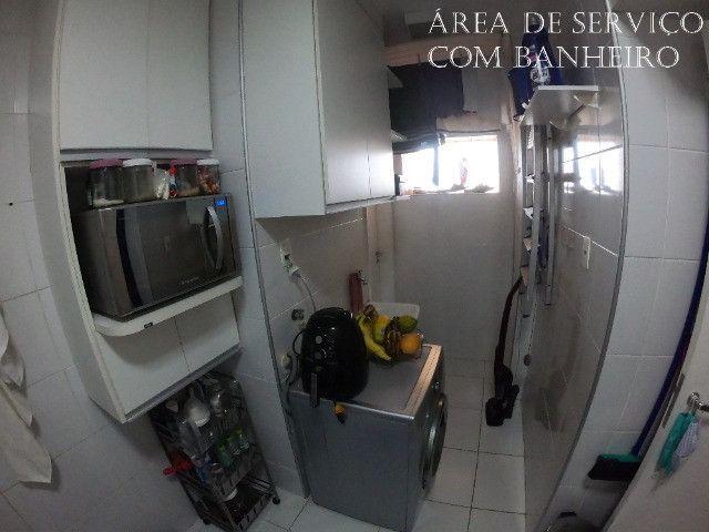 Apartamento 02 Quartos (1 suite) em Armação com 02 vagas de garagem - Foto 15