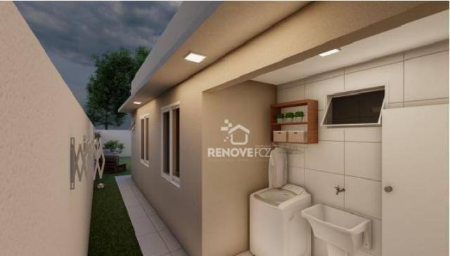 Casa com 2 dormitórios à venda, 69 m² por R$ 310.000,00 - Loteamento Florata - Foz do Igua - Foto 12