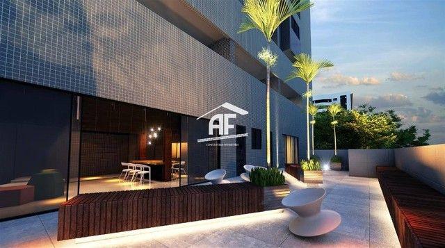 Apartamento Studio, Varanda e Vista para o Mar - Ótima forma de pagamento - Foto 13