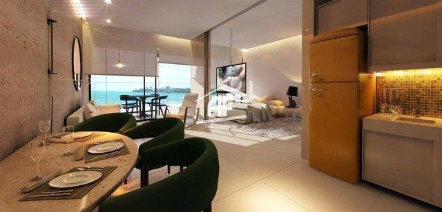 Apartamento Studio, Varanda e Vista para o Mar - Ótima forma de pagamento - Foto 18