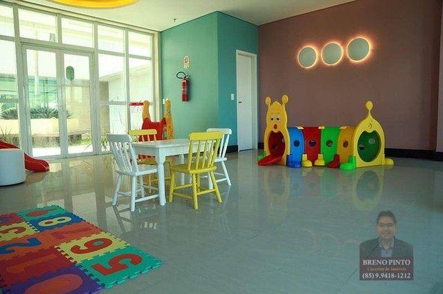 Apartamento com 3 dormitórios à venda, 82 m² por R$ 550.000,00 - Guararapes - Fortaleza/CE - Foto 10