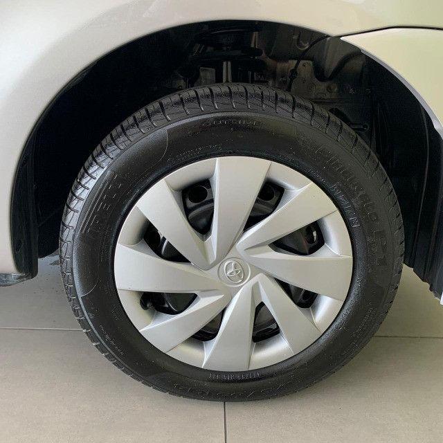 Toyota Etios Automático X 1.5 2018 Completo!!! - Foto 19