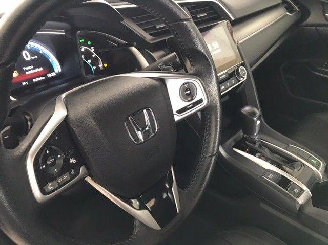 Honda Civic EXL 2.0 CVT 2017 - Foto 5