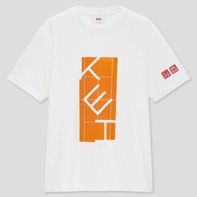 Uniqlo Kei Nishikori T-shirt