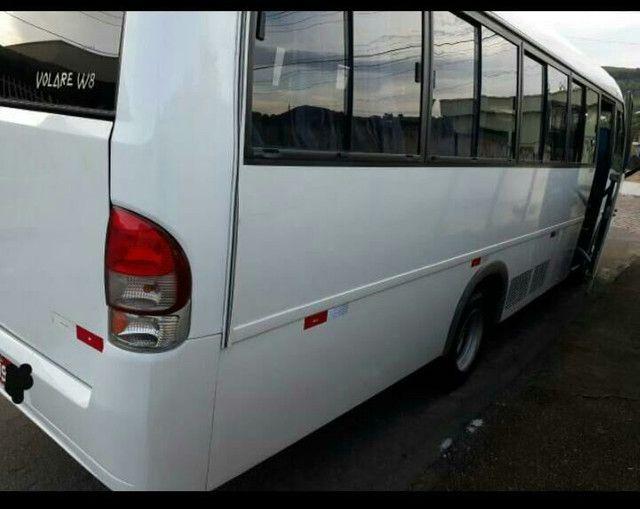 Micro-ônibus volarr wb - Foto 3