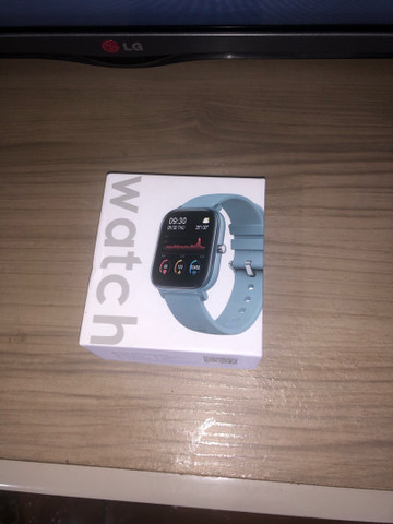 Melhor Smartwatch de TODOS! P80 - Foto 2