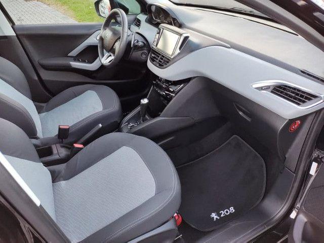 Peugeot 208 Allure 1.5 Flex Automático - Foto 14