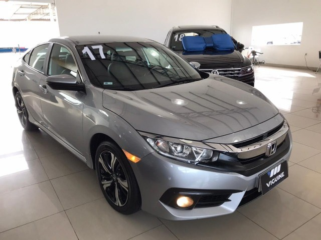 Honda Civic EXL 2.0 CVT 2017 - Foto 16