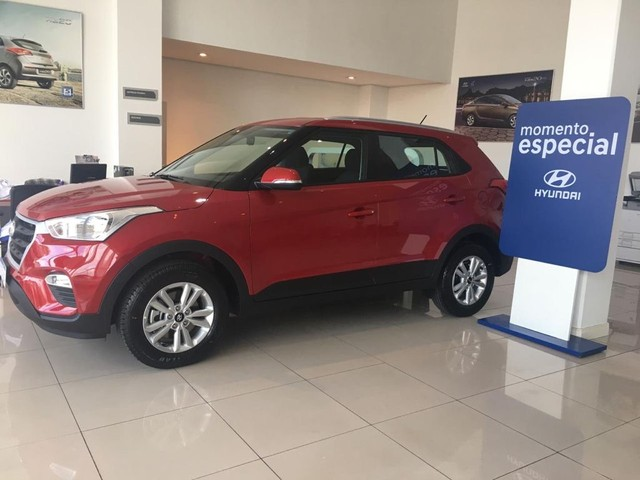 Hyundai Creta 2019 - só 35 mil km - Automática
