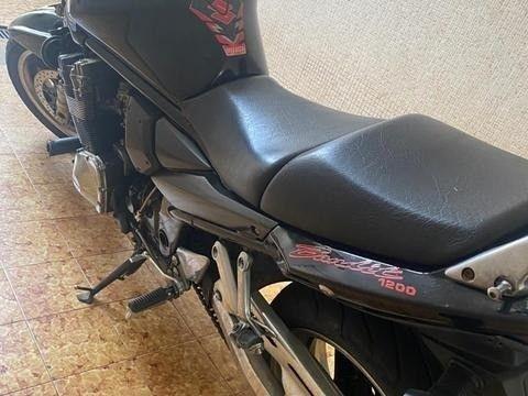 Suzuki Bandit 1200s - Foto 5