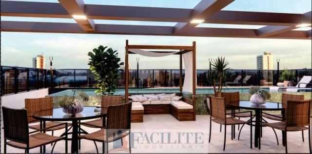 Apartamento à venda com 3 dormitórios em Aeroclube, João pessoa cod:22175-10461 - Foto 5