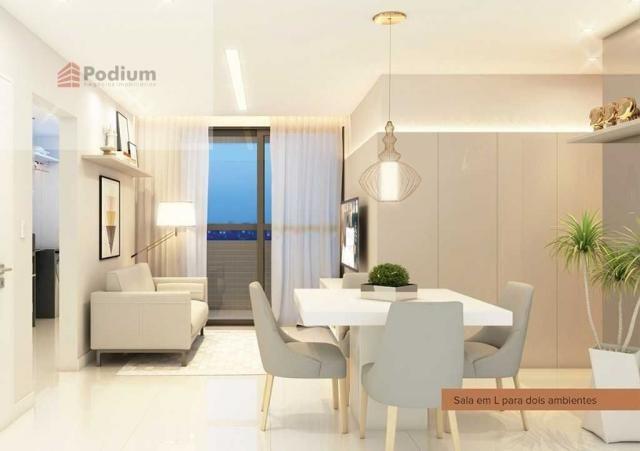 Apartamento à venda com 2 dormitórios em Portal do sol, João pessoa cod:37623 - Foto 8