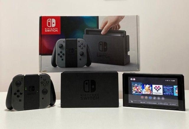 Oportunidade Nintendo Switch  - Seminovo - Loja Fisica Centro de Niterói - Foto 2