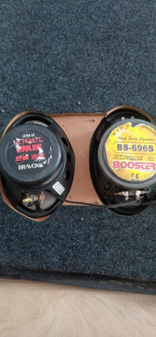 "Módulo Power One 1200 Watts, Sub Bravox UXP 12"" 500 RMS, Par 69 Bravox E Booster - Foto 6"