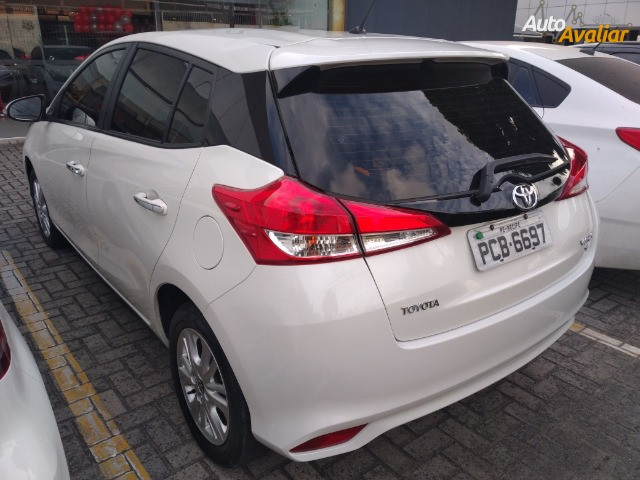 Yaris 1.5 16v flex sedan xl plus tech multdrive - Foto 5