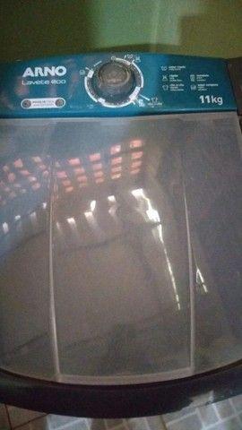 Vendo lavadora e pia com balcão - Foto 3