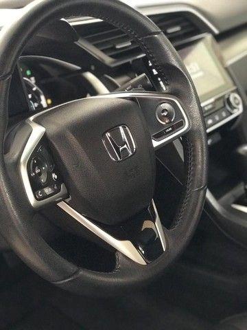 Honda Civic EXL 2.0 CVT 2017 - Foto 10