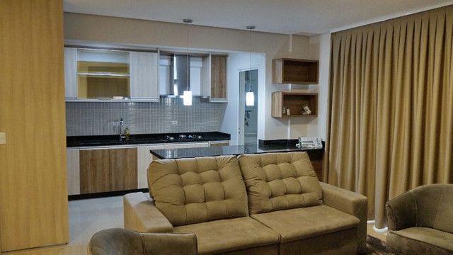 Apto em Foz, 3 dorm ótimo padrão mobilia nova - Foto 4