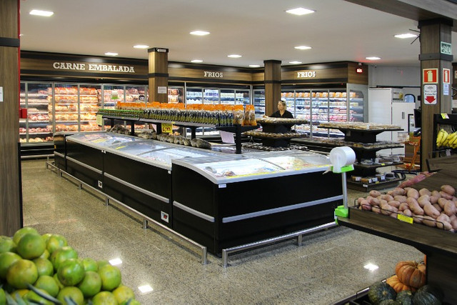 Montagem completa de supermercados, projeto3D e equipamentos - Foto 6