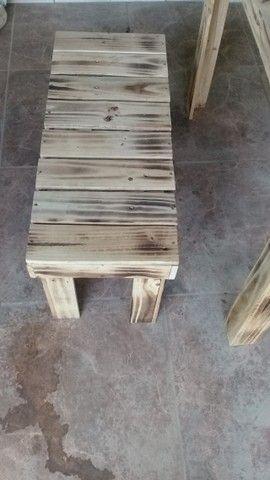 Mesa de palete  - Foto 4