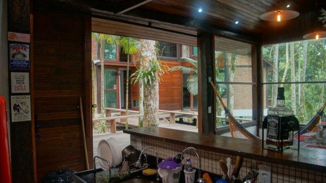 Linda casa mobiliada no Alto Penedo, Penedo ? RJ - Foto 9