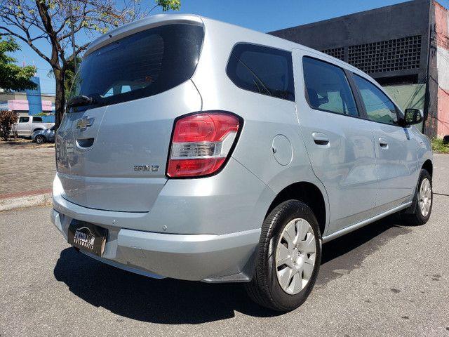 Chevrolet Spin 1.8 LT 5 Lugares vendo troco e financio R$  - Foto 10