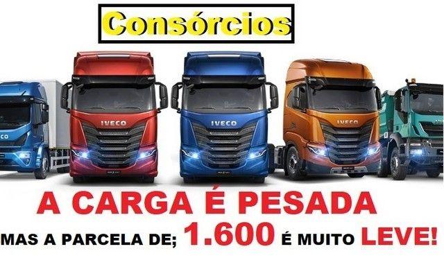 Condições para aquisição do seu primeiro caminhão ou renovação de frota (Sinal+Letras)
