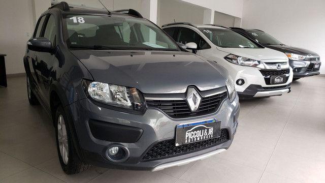 Renault Sandero Stepway Dynamique 1.6 Top de linha R$ 53.900,00
