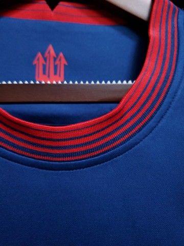 Camisa de time Atlético de Madrid Nike 21-22 - Foto 5