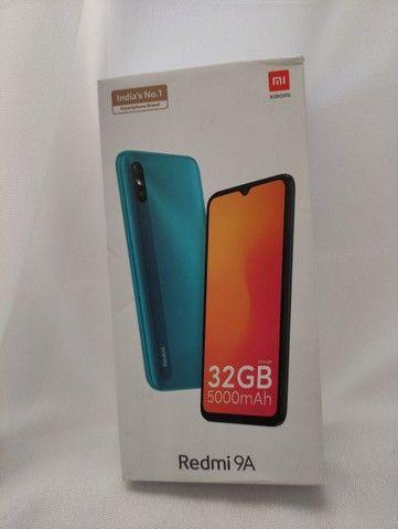 Sucesso do ano! Redmi 9A 32 GB da Xiaomi.. Novo Lacrado com Pronta Entrega