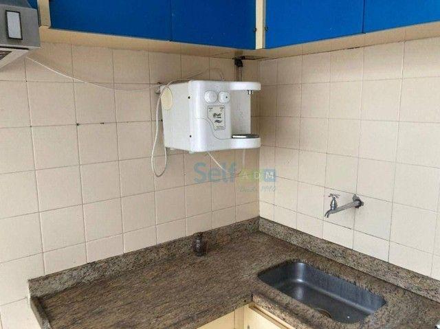 Apartamento para alugar, 75 m² por R$ 1.400,00/mês - Icaraí - Niterói/RJ - Foto 19