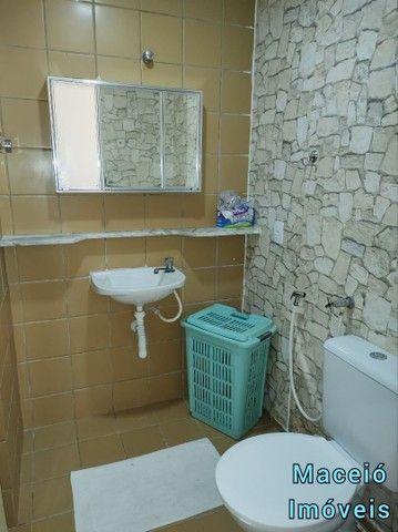 Quarto e sala mobiliado 50m², Ponta Verde - Foto 8
