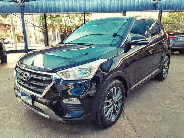 Hyundai Creta 1.6 16V Flex Pulse Automático 2017/2017