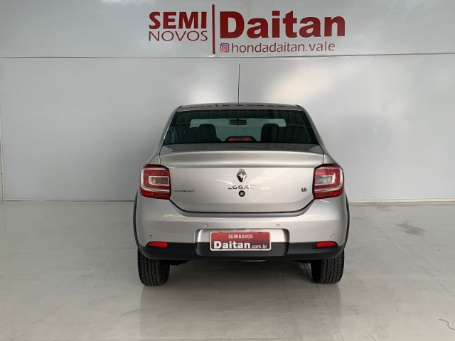Renault Logan Zen 1.6 Flex CVT 41.000km 2019/20 - Foto 5