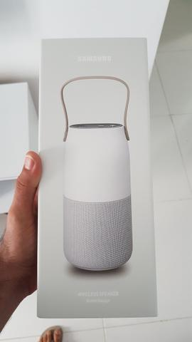 Caixa de som bluetooth Samsung Bottle