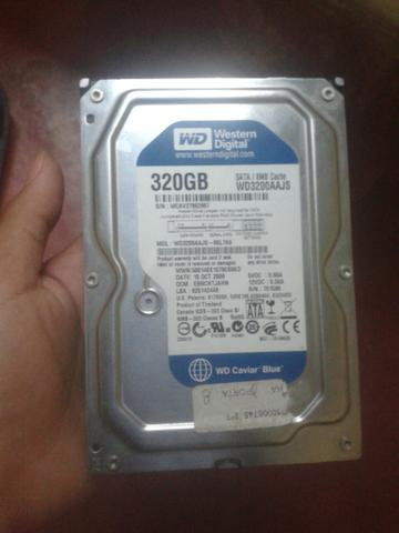 Vendo HD WESTERN DIGITAL