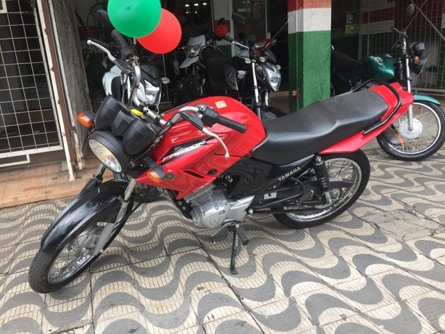 Ybr 125 factor k 2014 zera financio