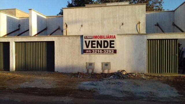 Venda-Casa Residencial-Taquaralto- CA0458