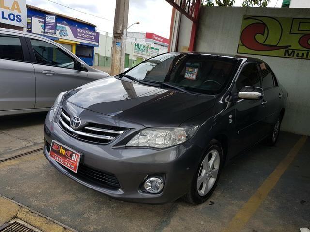 Toyota Corolla GLI 2014 AUT completo