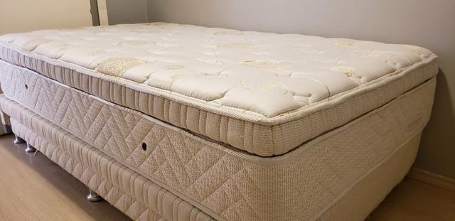 Cama Box com cama Auxiliar (Maxflex)
