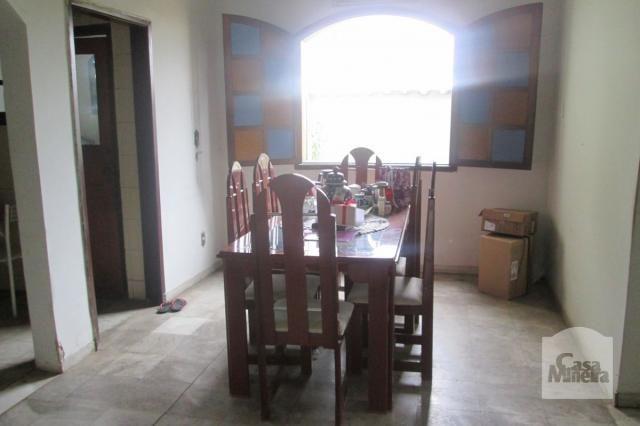 Casa à venda com 5 dormitórios em Caiçaras, Belo horizonte cod:208735 - Foto 3