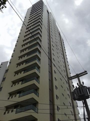 Apartamento no Residencial Francisco Pinto no Entorno do Açude Velho