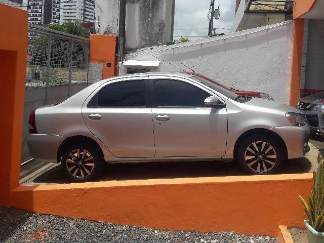 Toyota Etios 2015 Platinum completo 40.000,00