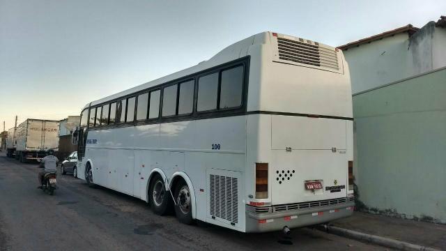 Ônibus 93 motor 113 aceito troca - Foto 2