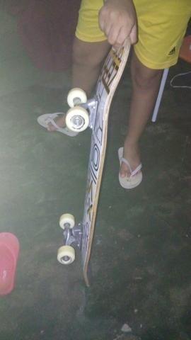 Skate promoção 55 reais