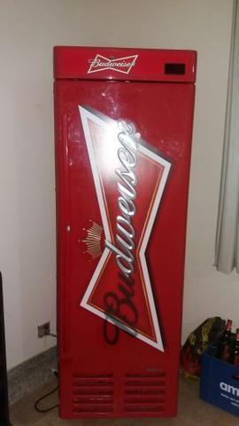 Freezer Cervejeira Budweiser - TROCO EM IPHONE