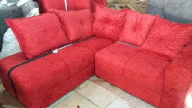 Troco sofá novo da fabrica por celular